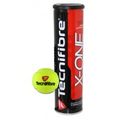 Tube 4 tennisballen Tecnifibre X-One