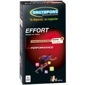 ERGYSPORT EFFORT PERZIK DRINK 30G