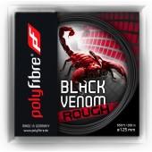 POLYFIBRE BLACK VENOM ROUGH (12 METER)