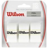 WILSON PRO OVERGRIP GEPERFOREERD ( 3 ST)