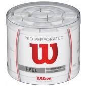 WILSON PRO OVERGRIP GEPERFOREERD ( 60 ST)