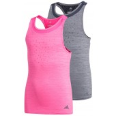 ADIDAS JUNIOR DOTTY TANKTOP MEISJES