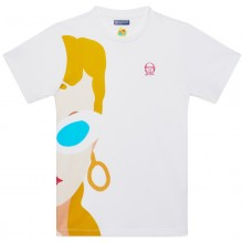 TACCHINI BARBIE T-SHIRT DAMES