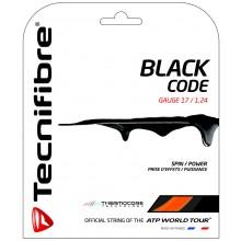 CORDAGE TECNIFIBRE BLACK CODE FIRE (12 METRES)