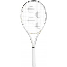 YONEX EZONE 100 LIMITED WHITE/GOLD TENNISRACKET (300 GR)