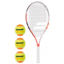 BABOLAT JUNIOR KIT 25 - ROLAND GARROS