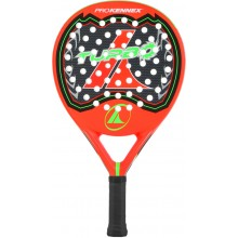 PRO KENNEX TURBO RED ORANGE PADELRACKET