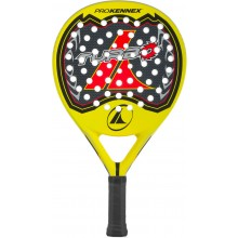 PRO KENNEX TURBO YELLOW RED PADELRACKET
