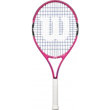 RACKET WILSON BURN PINK JUNIOR 25 2016