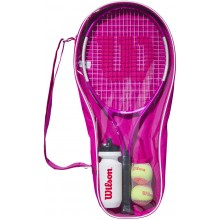 WILSON JUNIOR ULTRA PINK STARTER TENNISRACKET
