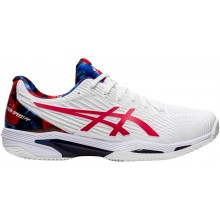 CHAUSSURES ASICS SOLUTION SPEED FF 2 TERRE BATTUE