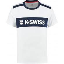 K-SWISS HERITAGE LOGO T-SHIRT