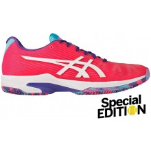 ASICS SOLUTION SPEED FF SPECIAL EDITION GRAVEL DAMES TENNISSCHOENEN
