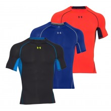 T-SHIRT TECHNIQUE UNDER ARMOUR HEATGEAR