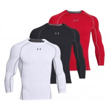 UNDER ARMOUR HEATGEAR COMPRESSION SHIRT MET LANGE MOUWEN