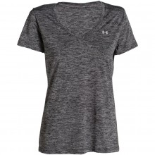 UNDER ARMOUR DAMES T-SHIRT TWIST TECH HERFST/WINTER 2016