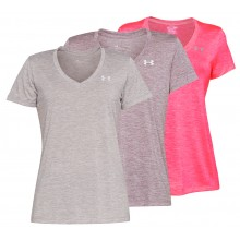 UNDER ARMOUR DAMES TECHNIQUE TWIST T-SHIRT
