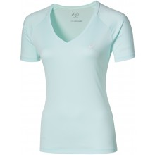 ASICS CLUB V-KRAAG DAMES T-SHIRT