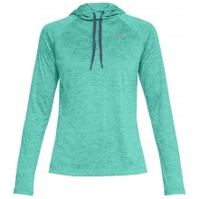 UNDER ARMOUR DAMES TECH TWIST 2.0 HOODIE