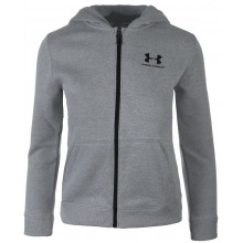 UNDER ARMOUR JUNIOR BIG LOGO HOODIE