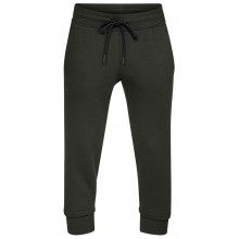 UNDER ARMOUR FLEECE SLIM CROP BROEK DAMES