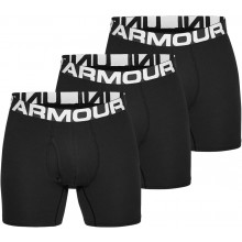 "UNDER ARMOUR CHARGED COTTON 6"" BOXERSHORTS (3 STUKS)"