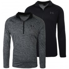 UNDER ARMOUR TECH LONGSLEEVE SHIRT MET KORTE RITS