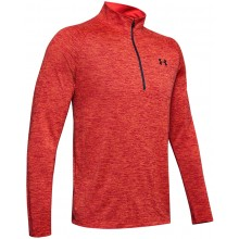 UNDER ARMOUR TECH 2.0 T-SHIRT LANGE MOUWEN 1/2 RITS