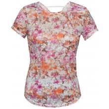 UNDER ARMOUR T-SHIRT MET PRINT DAMES