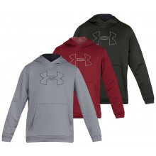 UNDER ARMOURPERFORMANCE FLEECE GRAPHIC HOODIE