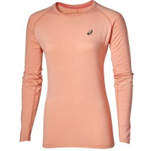 ASICS DAMES T-SHIRT MET LANGE MOUWEN ELITE BASELAYER HERFST/WINTER 2016