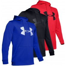 UNDER ARMOUR BIG LOGO GRAPHIC HOODIE