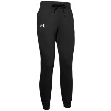 UNDER ARMOUR RIVAL FLEECE SPORTSTYLE GRAPHIC BROEK