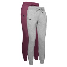 UNDER ARMOUR RIVAL FLEECE SPORTSTYLE GRAPHIC DAMESBROEK