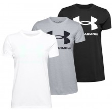 UNDER ARMOUR LIVE SPORTSTYLE DAMES T-SHIRT