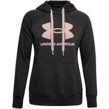 SWEAT UNDER ARMOUR FEMME RIVAL FLEECE LOGO