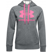UNDER ARMOUR RIVAL FLEECE LOGO DAMESSWEATER