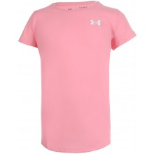 UNDER ARMOUR JUNIOR LIVE SS T-SHIRT MEISJES