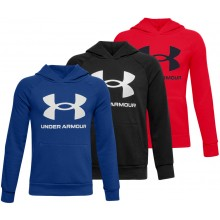 UNDER ARMOUR JUNIOR FLEECE SWEATER JONGENS