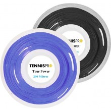 TENNISPRO DW TOUR POWER TENNISSNAAR (ROL VAN 220M)