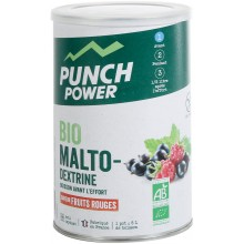 ANTIOXYDANT PUNCH POWER BIOMALTODEXTRINE RODE VRUCHTEN (500 G)