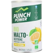 POT PUNCH POWER BIO MALTO-DEXTRINE CITROENSMAAK - VOOR DE INSPANNING(500 G)