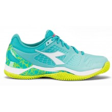 DIADORA DAMES SPEED BLUSHIELD GRAVEL LENTE/ZOMER 2017