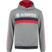 K-SWISS HERITAGE MIXTE SWEATER MET CAPUCHON