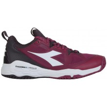 DIADORA DAMES SPEED BLUSHIELD FLY 2 TENNISSCHOENEN ALL COURT