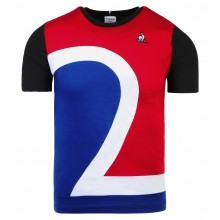 LE COQ SPORTIF JUNIOR TRICOLORE T-SHIRT