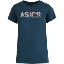 ASICS KATAKANA GRAPHIC DAMES T-SHIRT