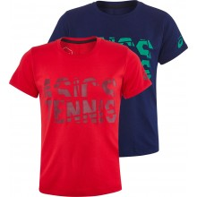 ASICS JUNIOR TENNIS GPX T-SHIRT