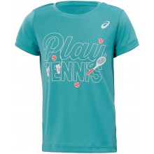 T-SHIRT ASICS JUNIOR FILLE TENNIS GPX