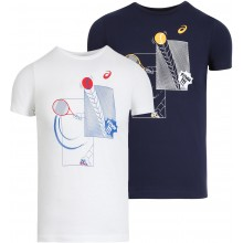 ASICS JUNIOR TENNIS T-SHIRT JONGENS